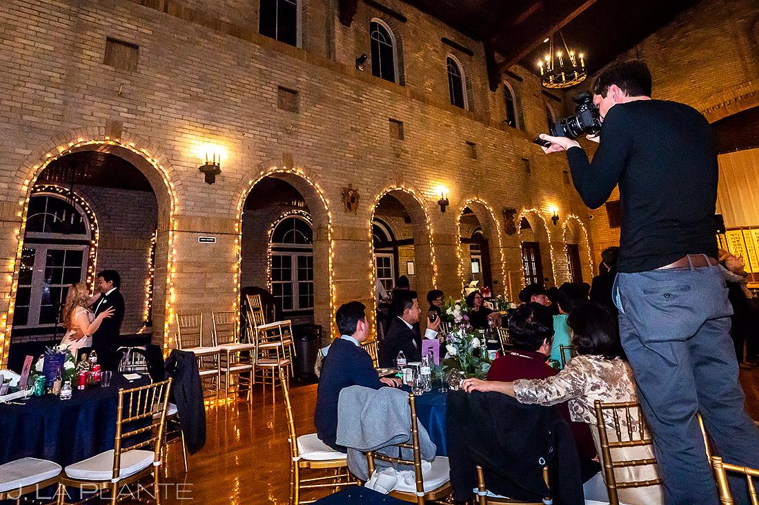 Wedding Photographers at Work | Washington DC Wedding | Destination Wedding Photographer | J. La Plante Photo