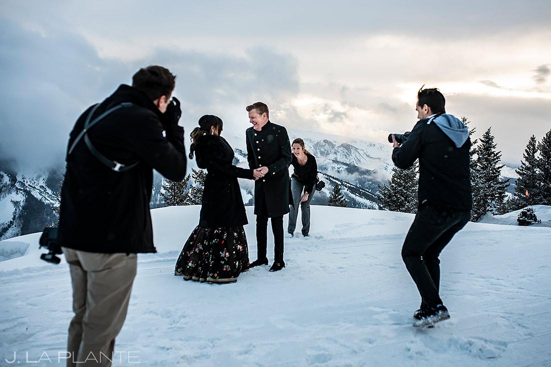St. Regis Aspen Wedding | Aspen Wedding Photographer | J. La Plante Photo