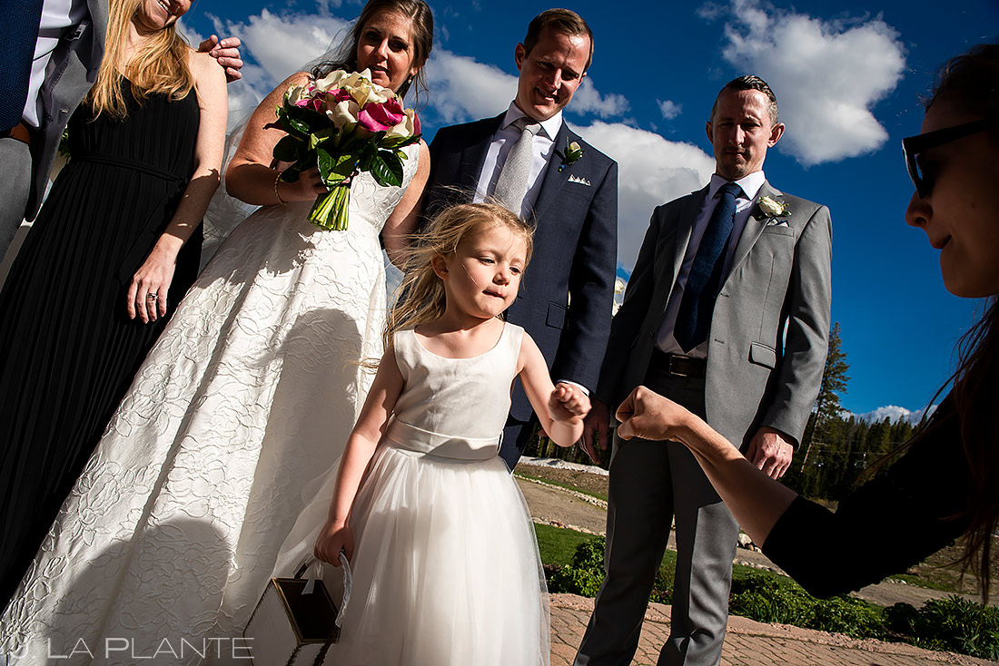Wedding Photographers at Work | TenMile Station Wedding | Breckenridge Wedding Photographer | J. La Plante Photo