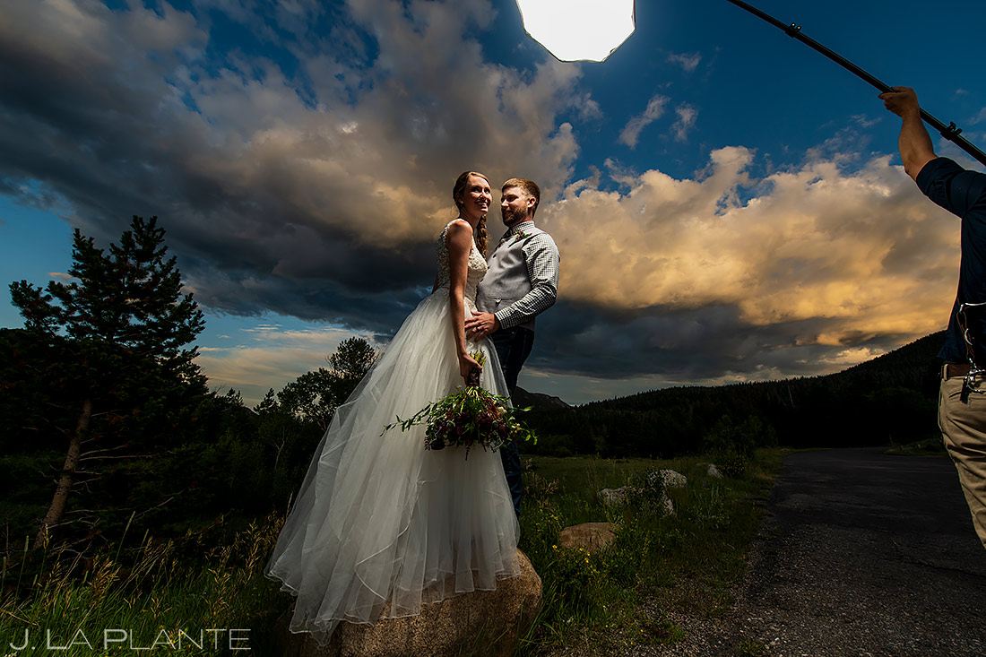 3M Curve Wedding | Rocky Mountain National Park Wedding | Estes Park Wedding Photographer | J. La Plante Photo