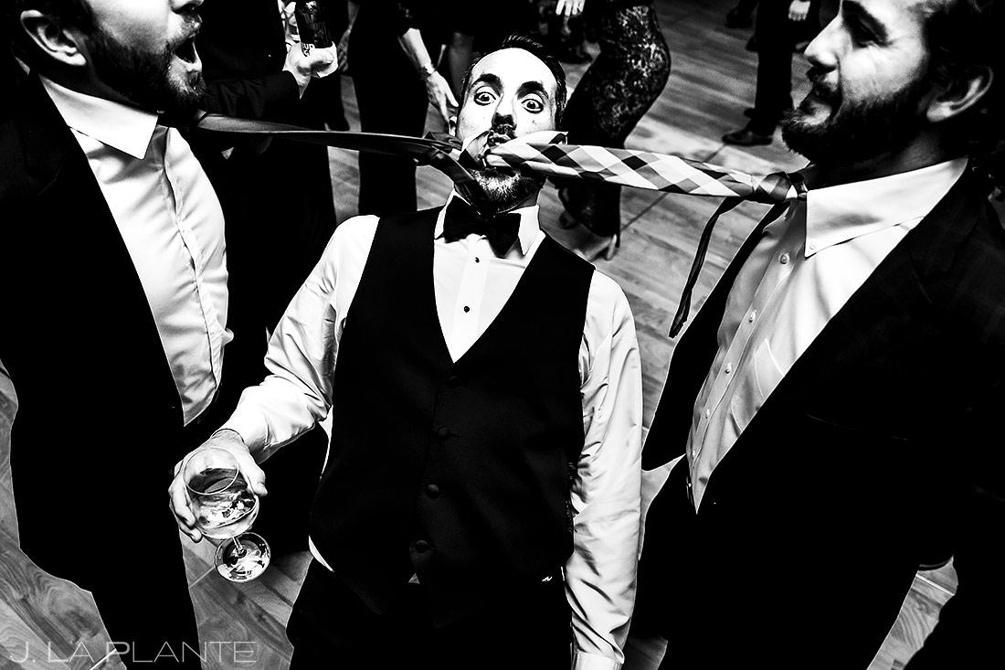Wedding Limbo | Grand Hyatt Denver Wedding | Denver Wedding Photographer | J. La Plante Photo