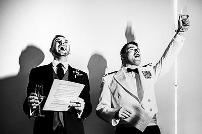 Same sex wedding in Aspen   Aspen Meadows Resort wedding   Best Aspen wedding photographers   J. La Plante Photo