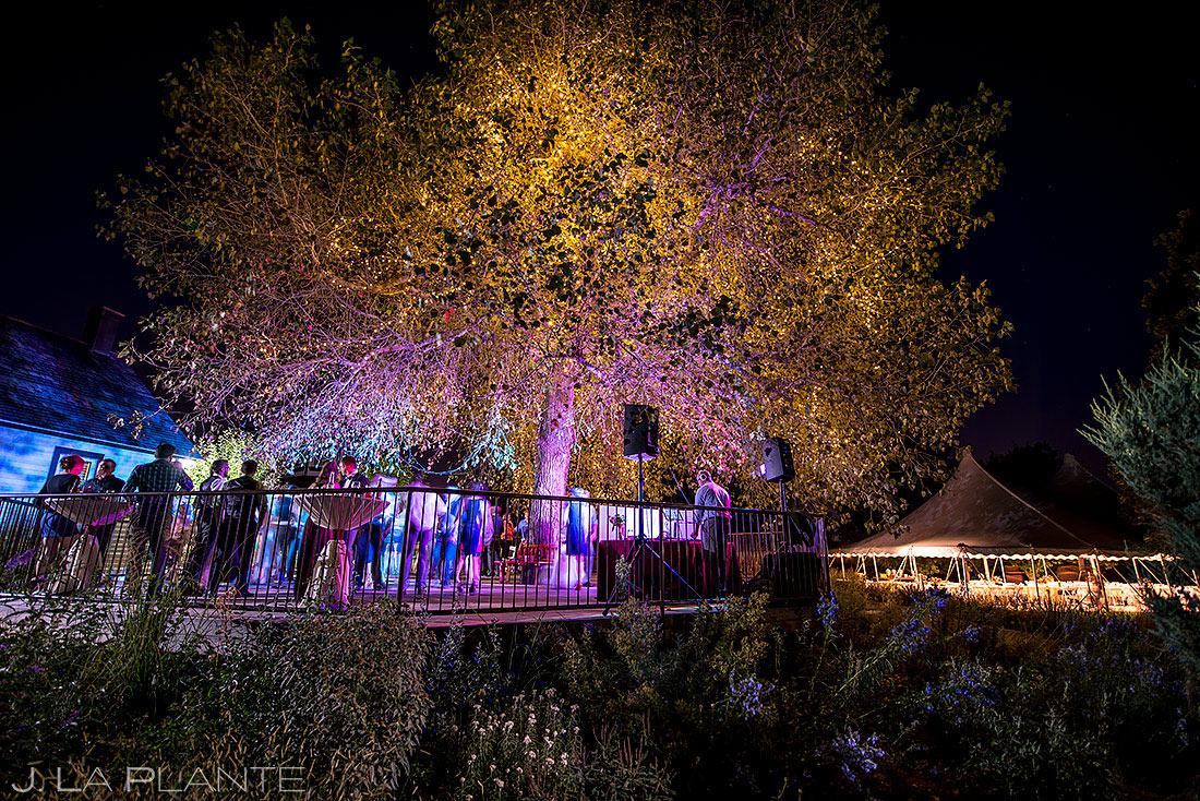 Wedding Reception Dance Party | Chatfield Farms Wedding | Denver Wedding Photographer | J. La Plante Photo