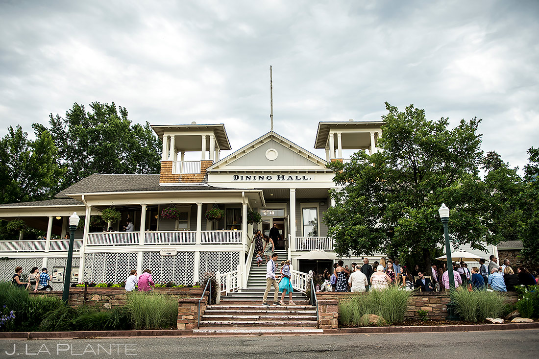 Unique Boulder Wedding Venue | Chautauqua Dining Hall Wedding | Boulder Wedding Photographer | J. La Plante Photo