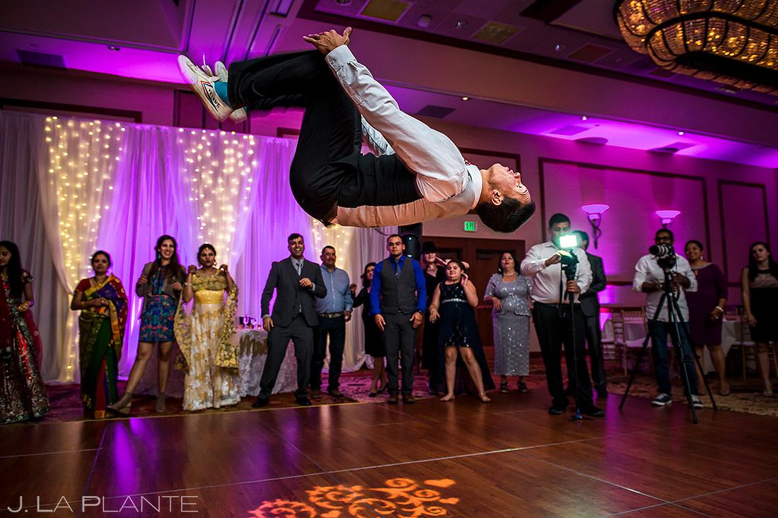 Cool Wedding DJ | Cheyenne Mountain Resort Wedding | Colorado Springs Wedding Photographer | J. La Plante Photo