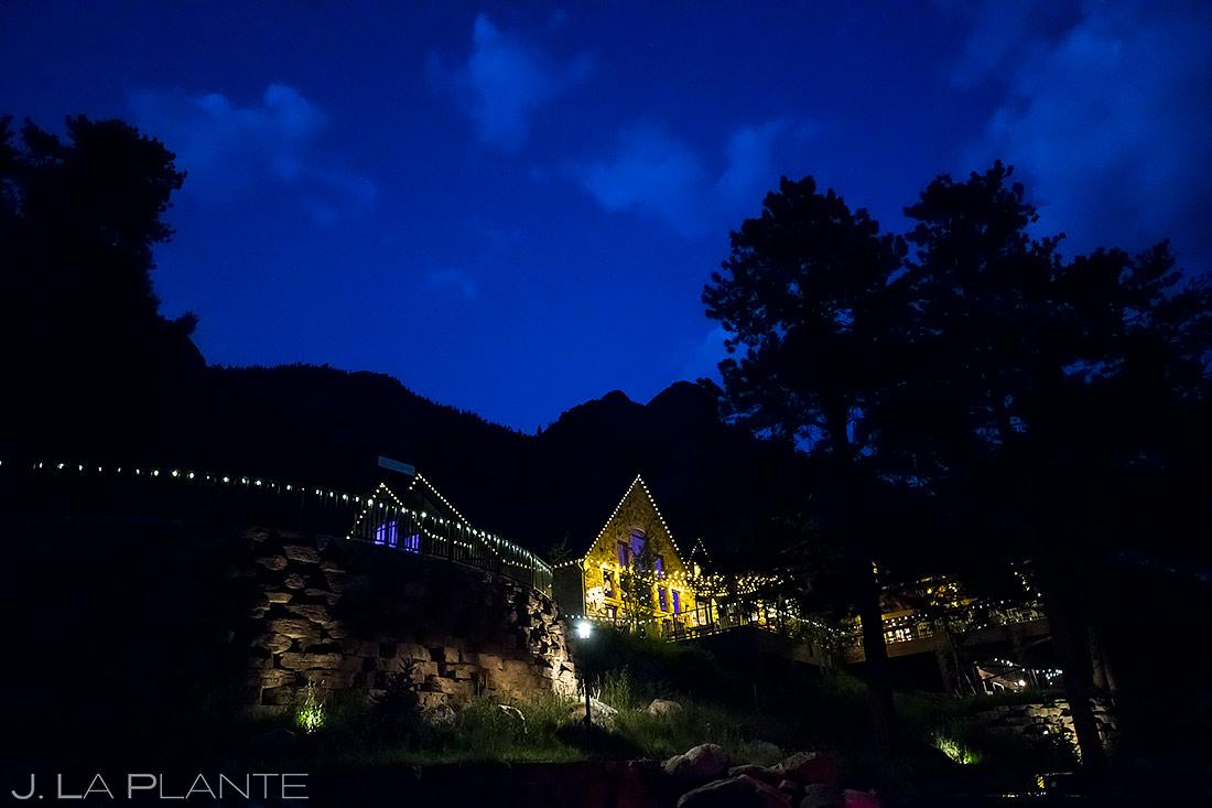 Unique Wedding Venue in Estes Park | Della Terra Wedding | Estes Park Wedding Photographer | J. La Plante Photo