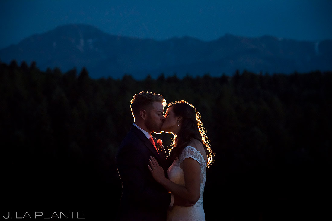 Mountain Wedding Photography | Edgewood Inn Wedding | Colorado Springs Wedding Photographer | J. La Plante Photo