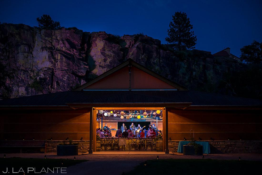 Cool Colorado Wedding Venues | Planet Bluegrass Wedding | Boulder Wedding Photographer | J. La Plante Photo