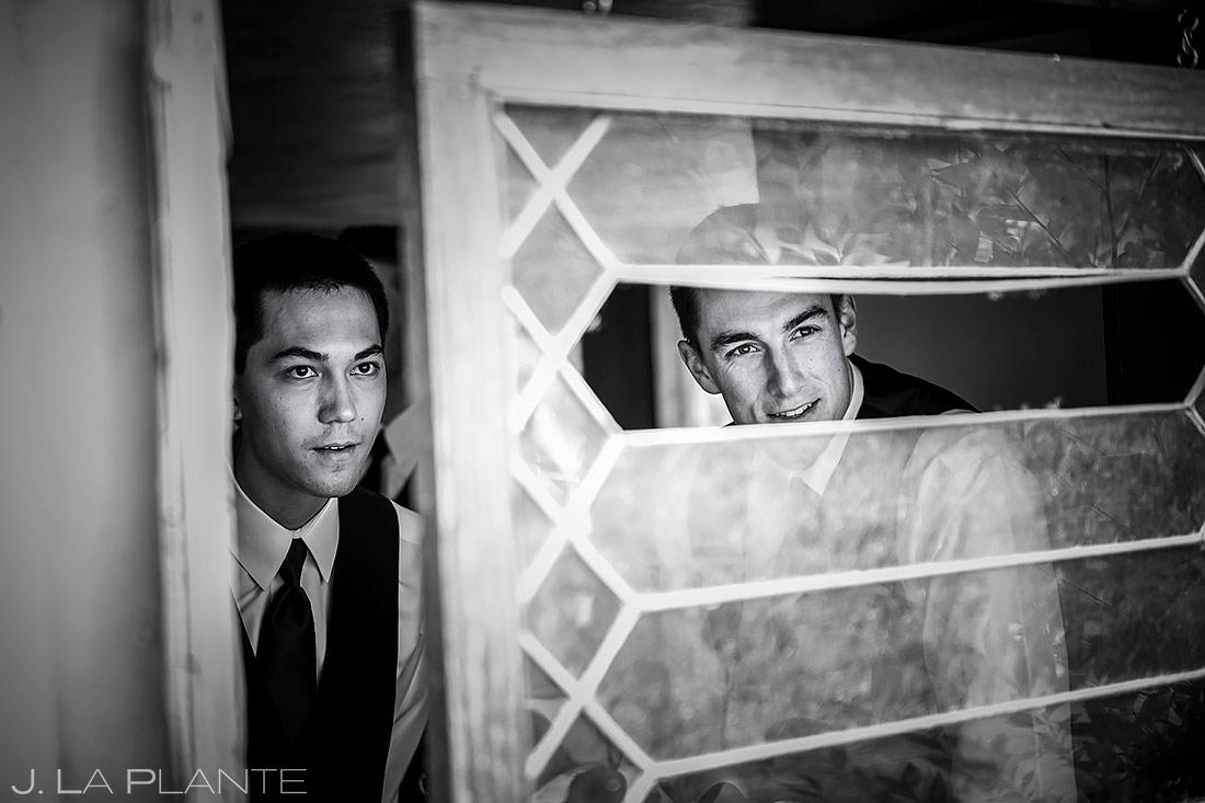 Wedding Anticipation | River Bend Wedding | Boulder Wedding Photographer | J. La Plante Photo