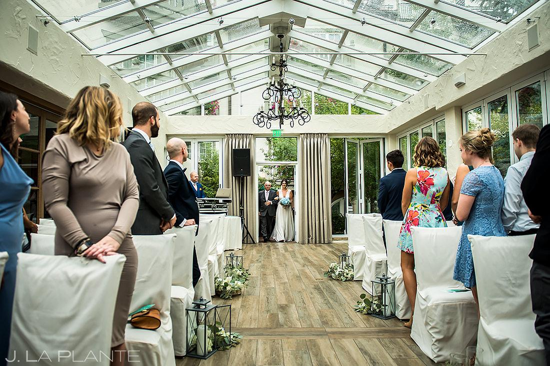 Unique Vail Wedding Venues | Sonnenalp Hotel Wedding | Vail Wedding Photographer | J. La Plante Photo