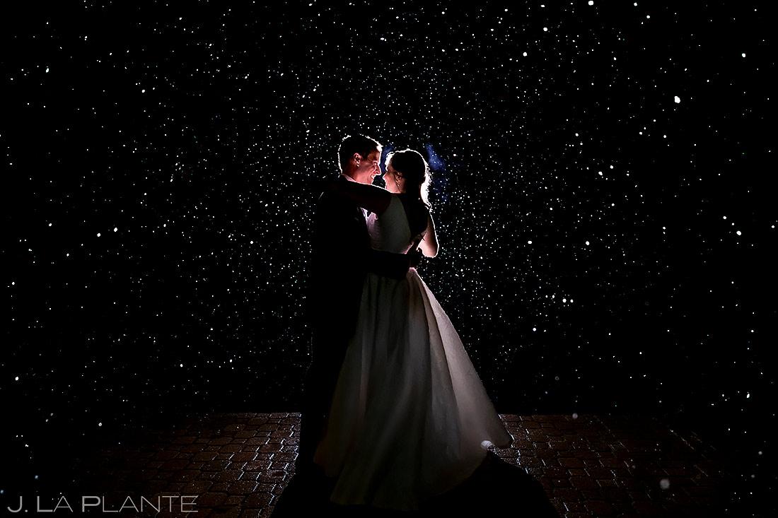 Colorado Winter Wonderland Wedding | TenMile Station Wedding | Breckenridge Wedding Photographer | J. La Plante Photo
