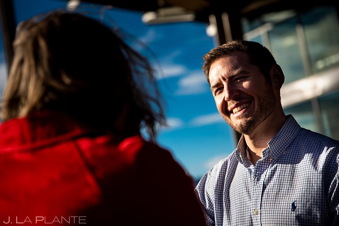 Colorado Groom To Be | Royal Gorge Engagement | Colorado Wedding Photographer | J. La Plante Photo
