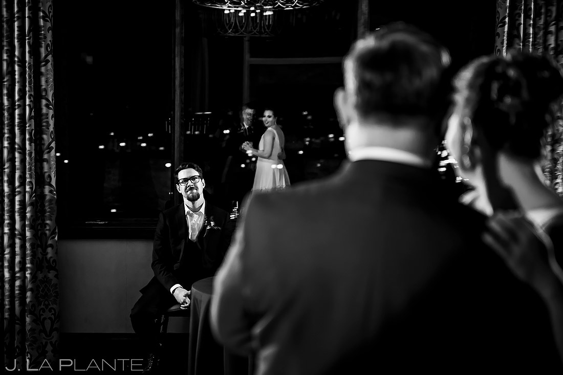 Father Daughter Dance | Pinery at the Hill Wedding | Colorado Springs Wedding Photographer | J. La Plante Photo