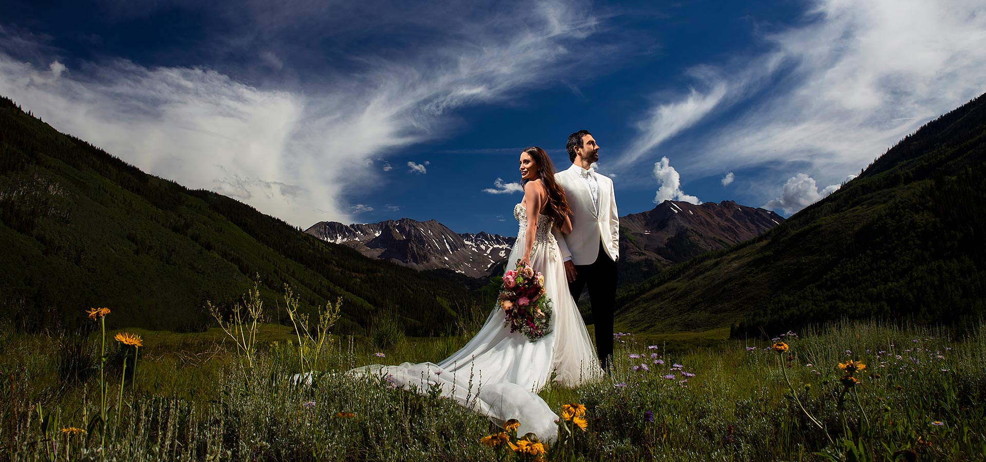 Dream Wedding Shots | Pine Creek Cookhouse Wedding | Aspen Wedding Photographer | J. La Plante Photo