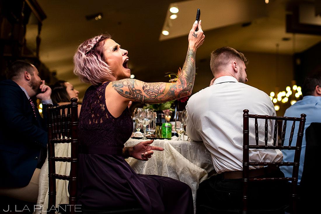 Lionsgate wedding reception speeches