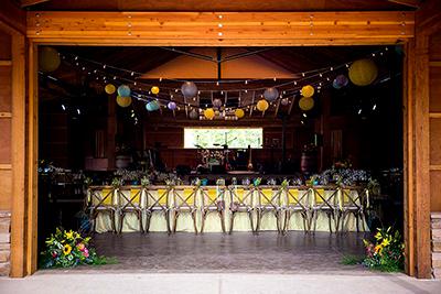 the best colorado wedding vendors | unique wedding reception centerpieces